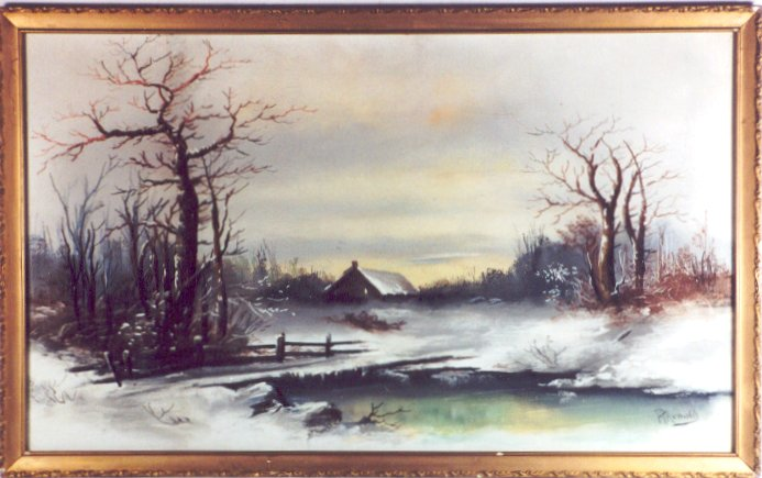 Michael ivankovich antiques gallery of early 20th c pastels